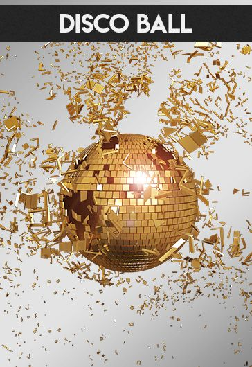Disco Ball – Premium 3d Render Templates