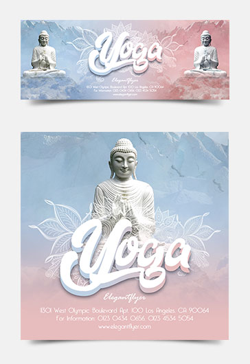 Free Yoga Facebook Cover