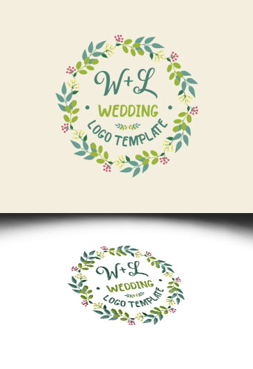 Wedding – Premium Logo Template