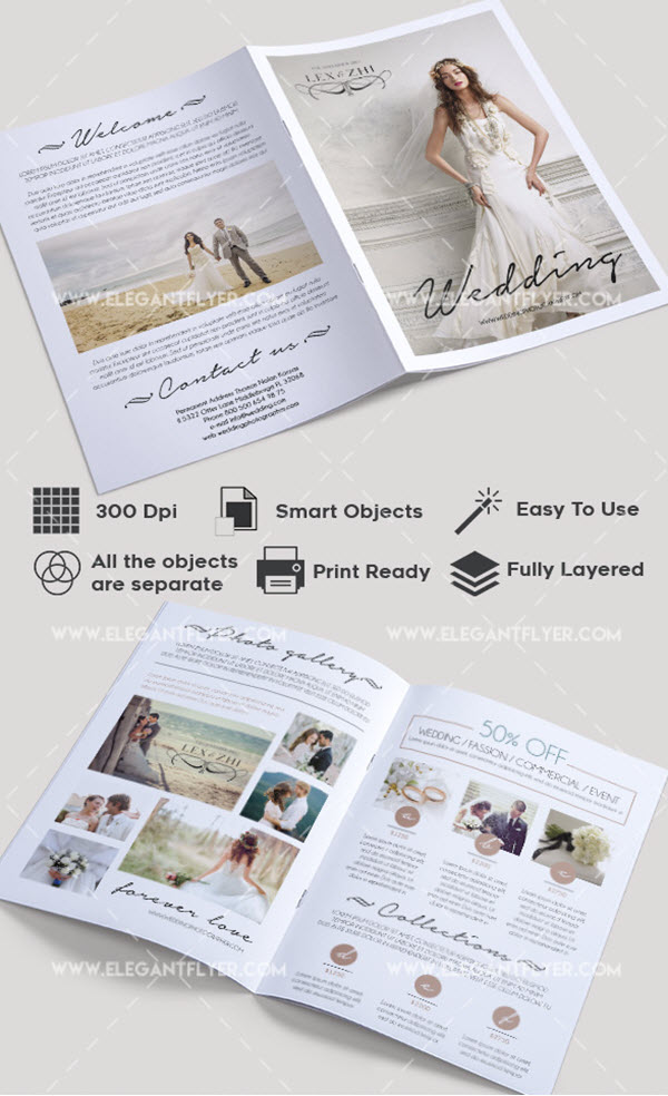 10 free exclusive photography brochure templates in psd for Photography brochure templates free