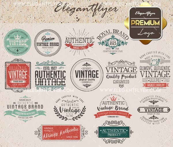 20+ Free & Exclusive Vintage PSD Templates Which Will Never Get Outdated