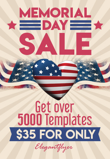 Free PSD Flyer Templates for Everyone