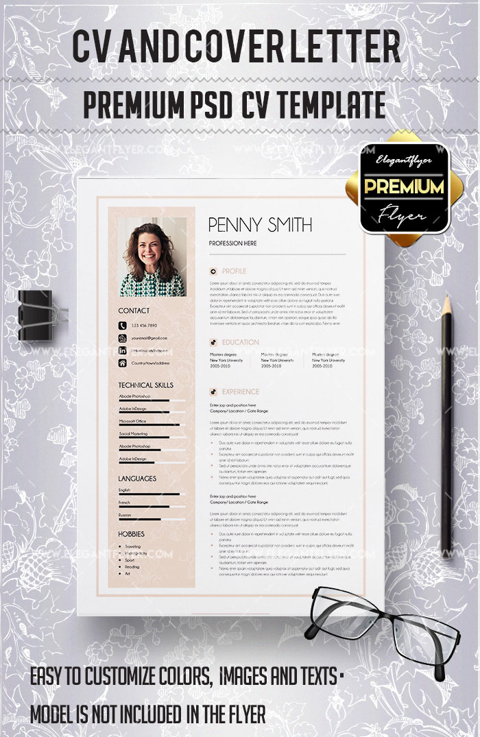 22+ Free Creative Portfolio & Resume PSD Templates to Showcase Your Work and Premium Version!