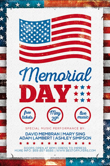 photo about Closed for Memorial Day Printable Sign identified as memorial working day templates -