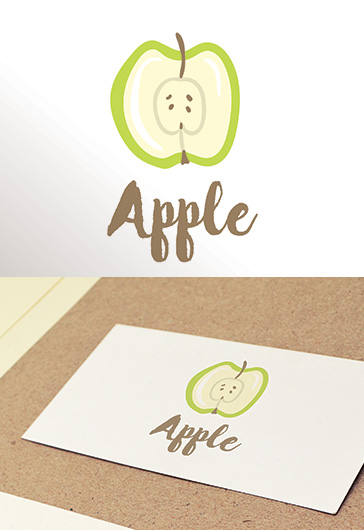 Apple – Premium Logo Template
