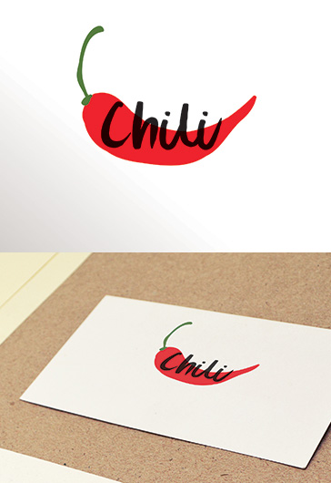 Chili – Free Logo Template