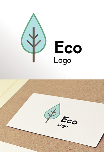 Leaves – Free Logo Template