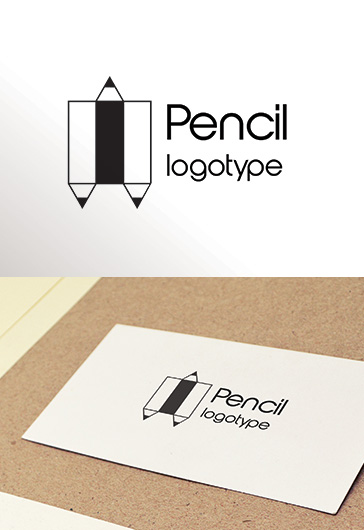 Pencil – Free Logo Template