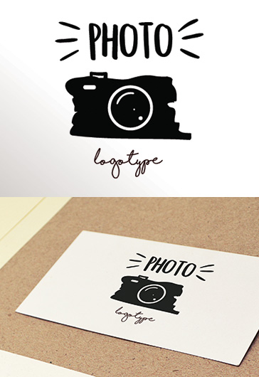 Photo – Free Logo Template