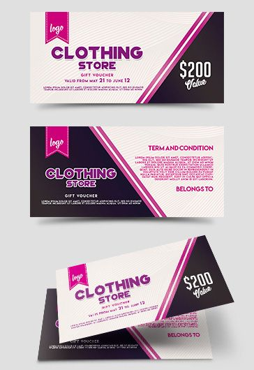 Free Voucher for Clothing Store