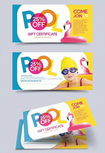 Kids Party – Flyer PSD Template