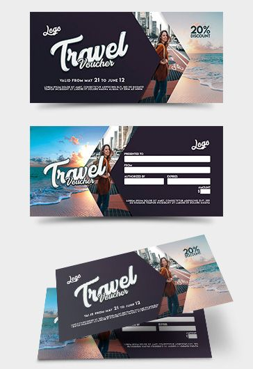 Gift Travel Voucher