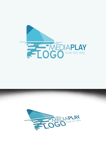 Media Play – Premium Logo Template