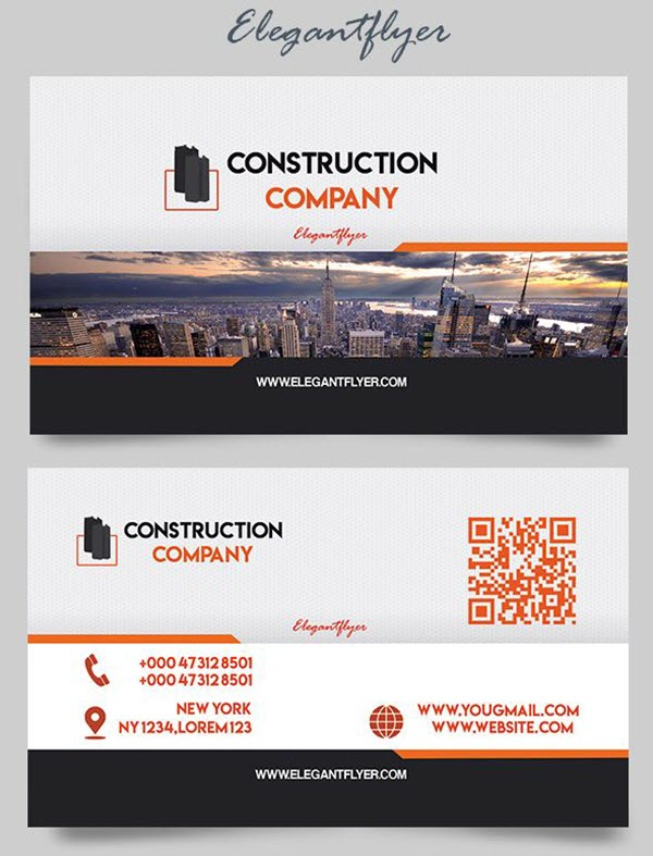 20 Business Card Psd And Vector Designs