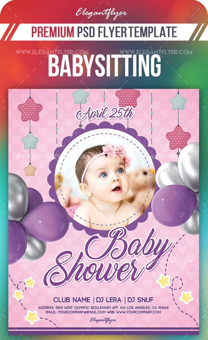 17+ Free Baby Shower Invitation Templates in PSD for Girls and Boys & Premium Version!