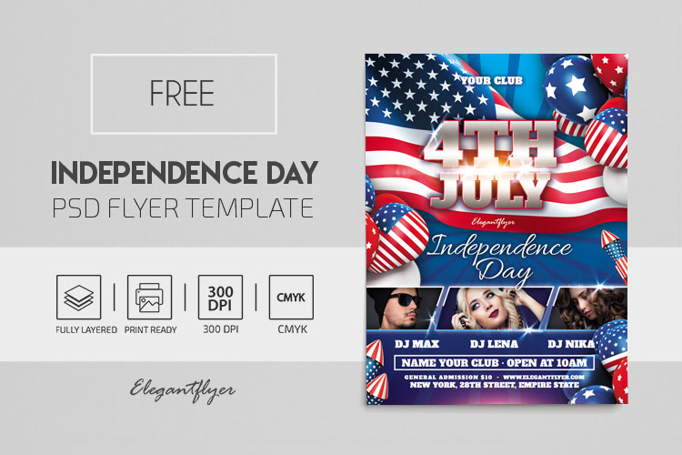 26+ Free Useful PSD Templates for DJs and Party Promoters & Premium Version!