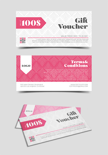 free gift certificate templates for photoshop psd by elegantflyer