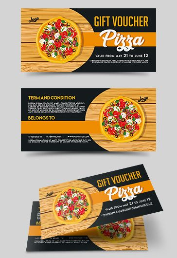 Free Gift Certificate Templates For Photoshop D By Elegantflyer