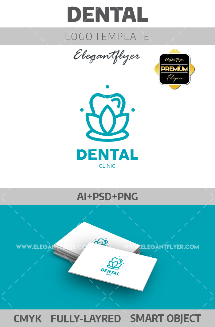 Dental – Premium Logotype Template