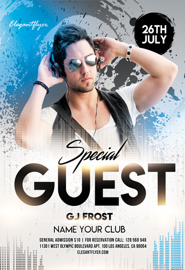 Guest Nights – Premium Facebook Event Page
