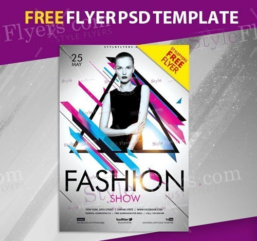 20 Free & Premium Fashion Flyer Templates in PSD | by ...