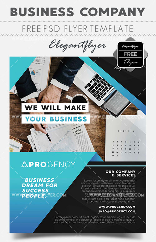 8 Design Rules to Follow in Creating Business Flyer Design (+Free Business Flyer Templates)