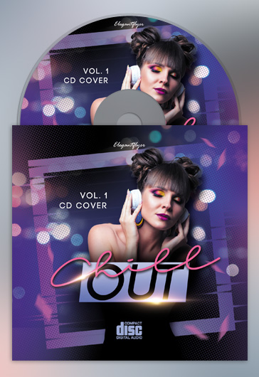 Chill Out Music Cd Cover