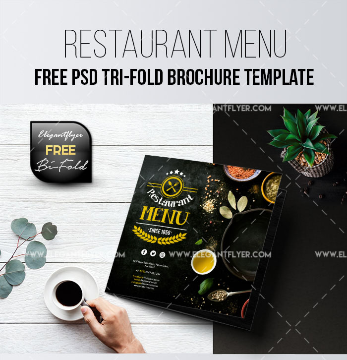 How to Design a Customer-Friendly Menu Brochure + Free Menu Card Templates for Inspiration.
