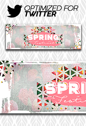 Spring Night – Free PSD Flyer Template + Facebook Cover + Instagram Post