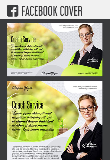 Accounting Services – Flyer Template