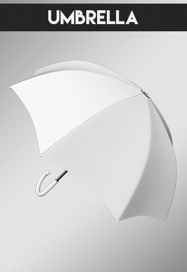 Umbrella – Free 3d Render Templates