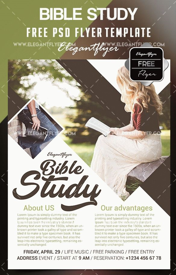 50+ Free Church Flyers Templates in PSD + Premium Version!