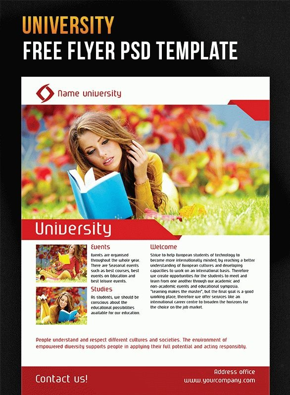 25+ Free Education Flyer Templates in PSD + Premium Version!
